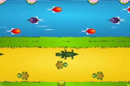 Play free online game Classic Frog