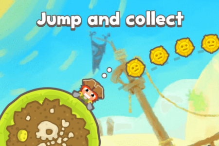 Play free online game Pirate Of Islets