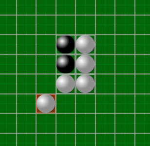 Play free online game Reversi