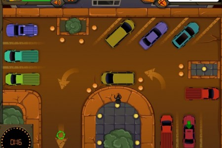 Play free online game Car Thief: Parking
