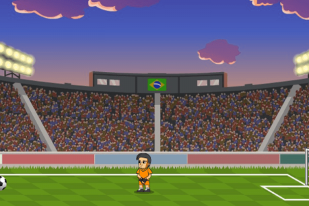 Play free online game Football Tricks