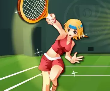 Play free online game Tennis Online