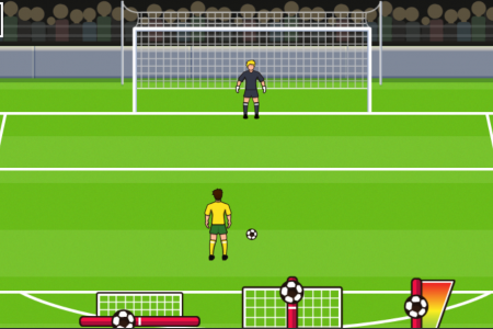 Play free online game World Cup Penalty online game