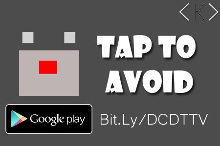 Play free online game Tap To Avoid