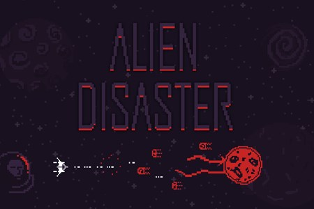Play free online game Alien Disaster