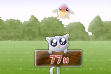 Play free online game Extreme Kitten