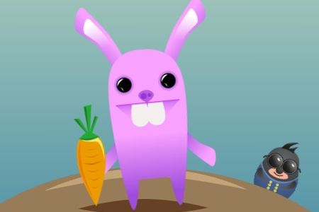 Play free online game BunnyAndClyde