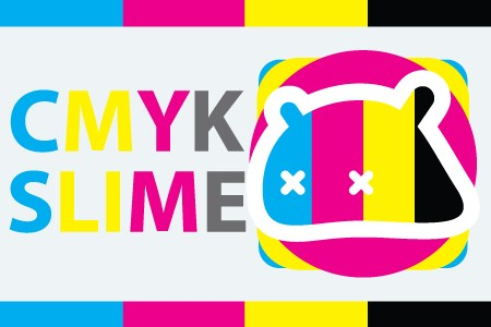 Play free online game CMYK Slime