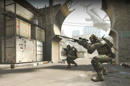 Play free online game Counter-Strike: Global Offensive online