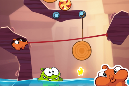 Play free online game Cut the Rope 2 Online