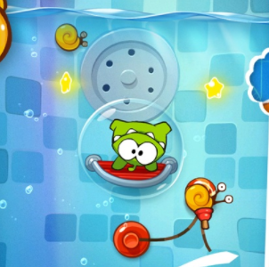 Play free online game Cut the Rope Experiments