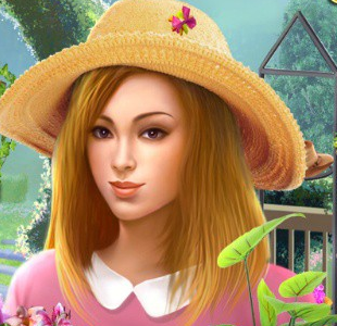 Play free online game Garden Secrets Hidden Objects by Outline