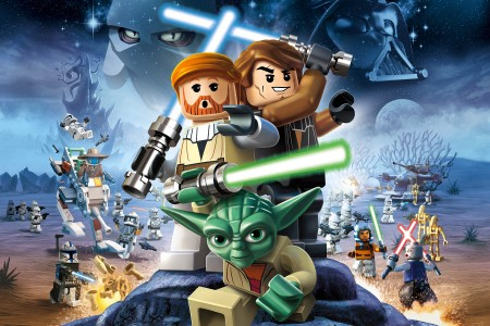 Play free online game LEGO Star Wars Online