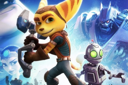 Play free online game Ratchet & Clank online game