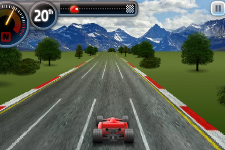 Play free online game Sprint Club Nitro