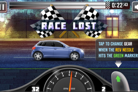 Play free online game StreetRace Fury