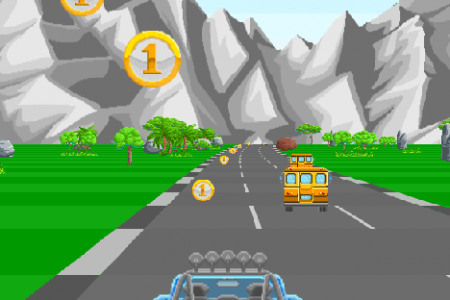 Play free online game Turbotastic