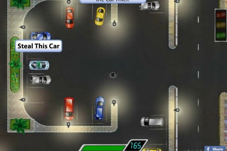 Play free online game Carbon Auto Theft 3