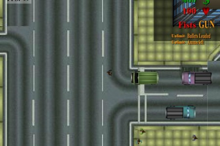 Play free online game GTA style