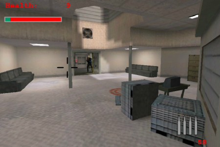 Play free online game Counter Strike Battle Area
