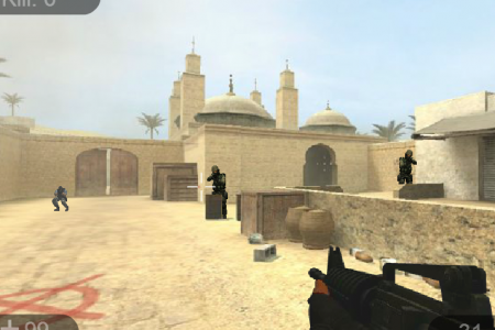 Play free online game Counter Strike Source Online game