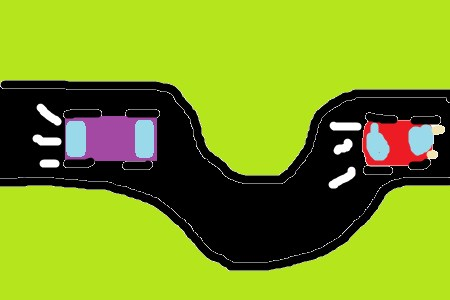 Play free online game Car Chaos