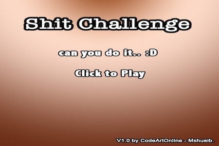Play free online game SheetChallenge