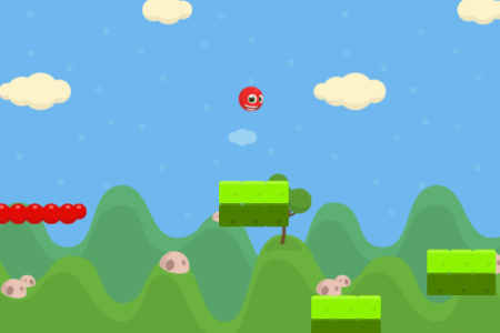 Play free online game Red Head