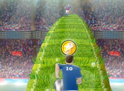 Play free online game Euro 2016 Online - Soccer Sprint