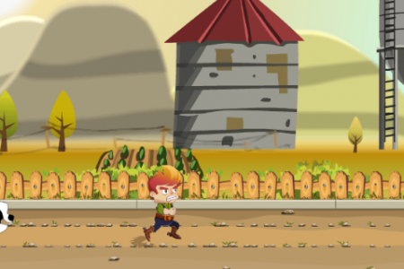 Play free online game Frenzy Farm