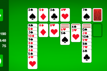 Play free online game Solitaire Classic online
