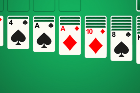 Play free online game Solitaire Klondike