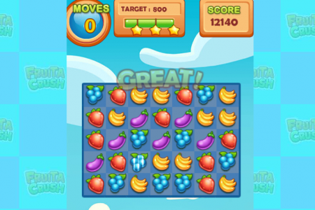 Play free online game Fruita Crush